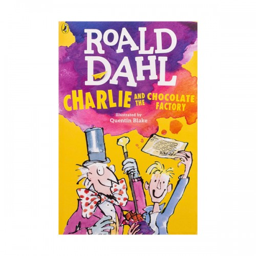 ★북슐랭★Charlie and the Chocolate Factory (Paperback)