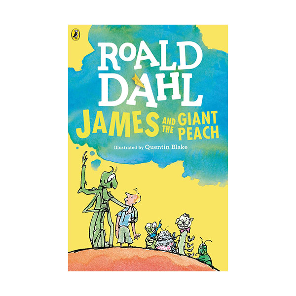 RL 4.8 : Roald Dahl : James and the Giant Peach (Paperback, Reprint Edition)