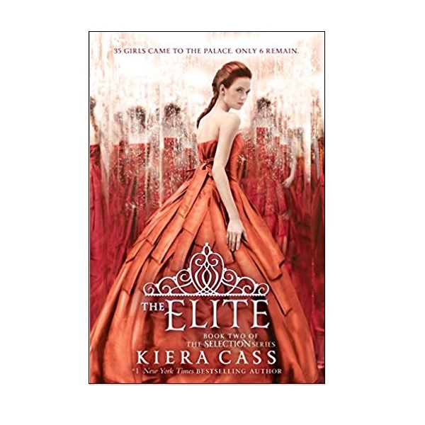 RL 4.8 : Selection Series #2 : The Elite (Paperback)