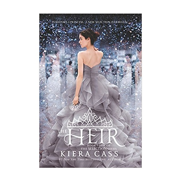 RL 4.8 : Selection Series #4 : The Heir (Paperback)