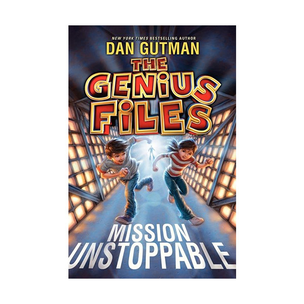 RL 4.8 : The Genius Files #1 : Mission Unstoppable (Paperback)