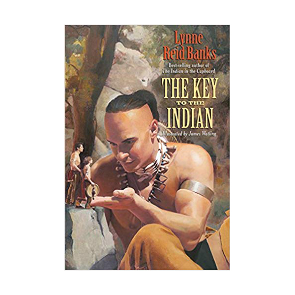 RL 4.8 : The Indian in the Cupboard #5 : The Key to the Indian (Paperback)