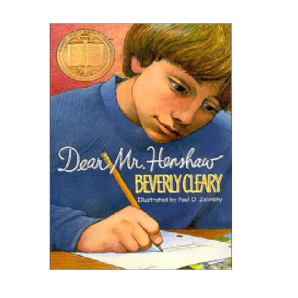 [1984 뉴베리] Beverly Cleary : Dear Mr. Henshaw (Paperback, Newbery)