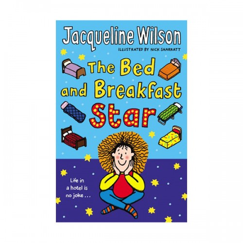 RL 4.9 : Jacqueline Wilson 고학년 : The Bed and Breakfast Star (Paperback)