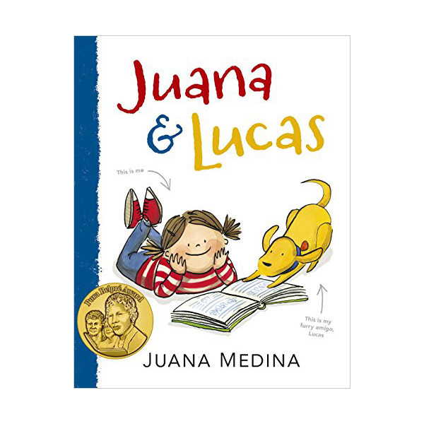 RL 4.9 : Juana and Lucas (Hardcover)