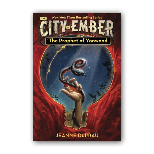 The City of Ember 속편 : The Prophet of Yonwood (Paperback)