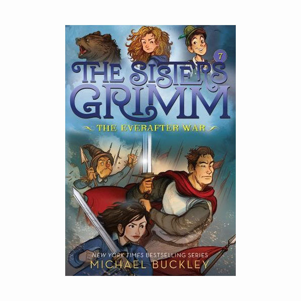 The Sisters Grimm #07 : The Everafter War (Paperback, 10th Anniversary Edition)