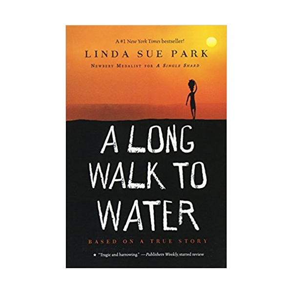 RL 5.0 : A Long Walk to Water : Based on a True Story (Paperback)
