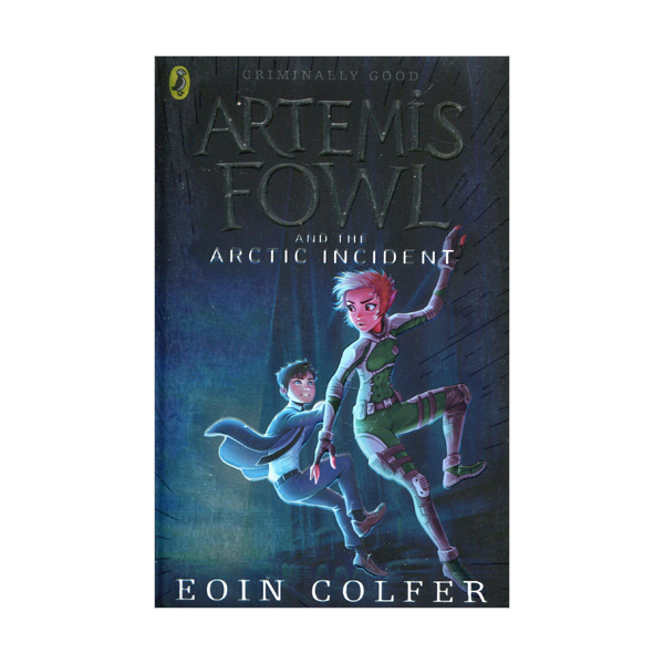 Artemis Fowl #02 : The Arctic Incident (Paperback, 영국판)