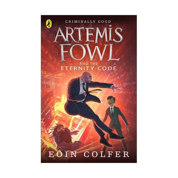 RL 5.0 : Artemis Fowl #3 : The Eternity Code (Paperback, 영국판)