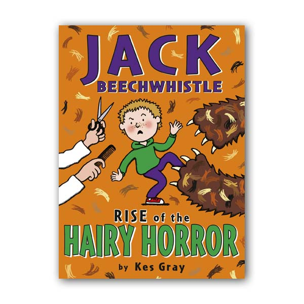 RL 5.0 : Jack Beechwhistle #2: Rise Of The Hairy Horror (Paperback, 영국판)