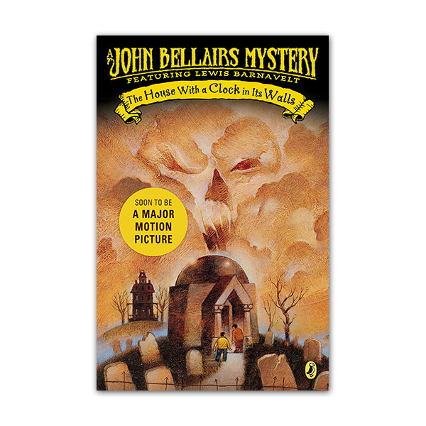 RL 5.0 : John Bellairs Mystery : The House with a Clock in Its Walls (Paperback)