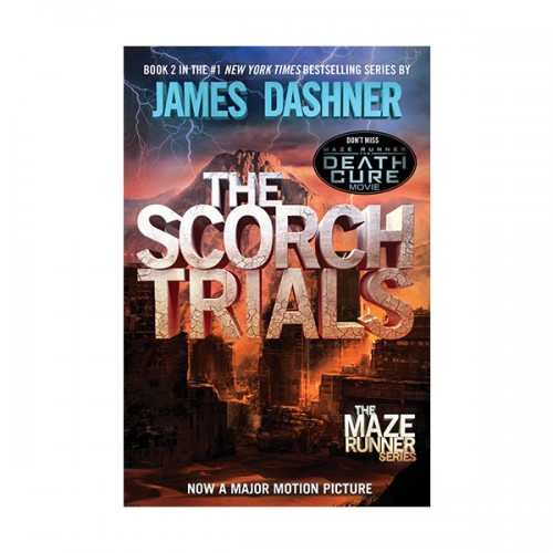 Maze Runner #2 : The Scorch Trials (Paperback)