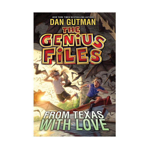 RL 5.0 : The Genius Files #4 : From Texas with Love (Paperback)