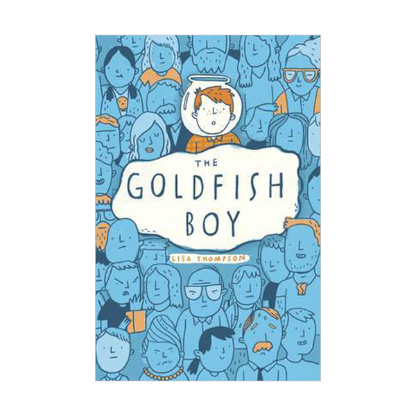 The Goldfish Boy (Paperback, 영국판)