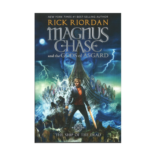 RL 5.1 : Magnus Chase and the Gods of Asgard Book #3 : The Ship Of The Dead (Paperback)