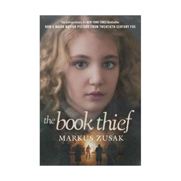 RL 5.1 : The Book Thief (Paperback,Movie Tie-In)