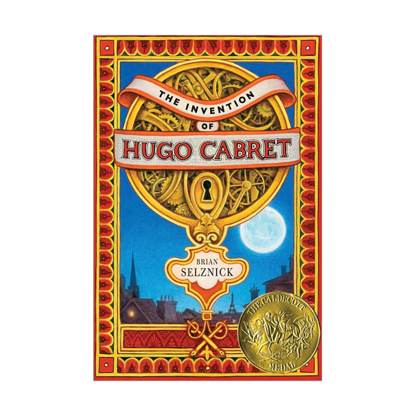 [2008 칼데콧] The Invention of Hugo Cabret (Hardcover, Caldecott)