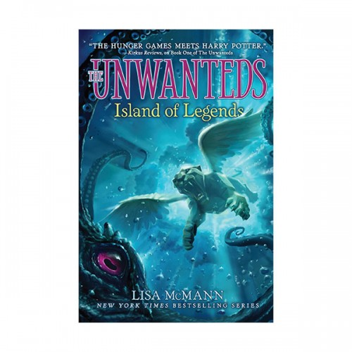 RL 5.1 : Unwanteds #4 : Island of Legends (Paperback)
