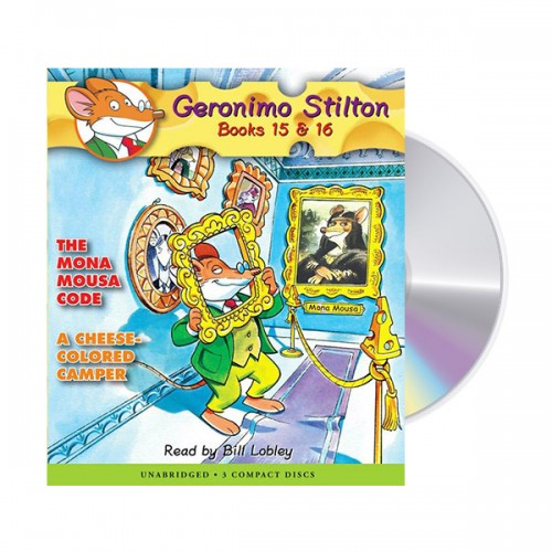 Geronimo St+B8ilton #6 : Books 15-16 (Audio CD)