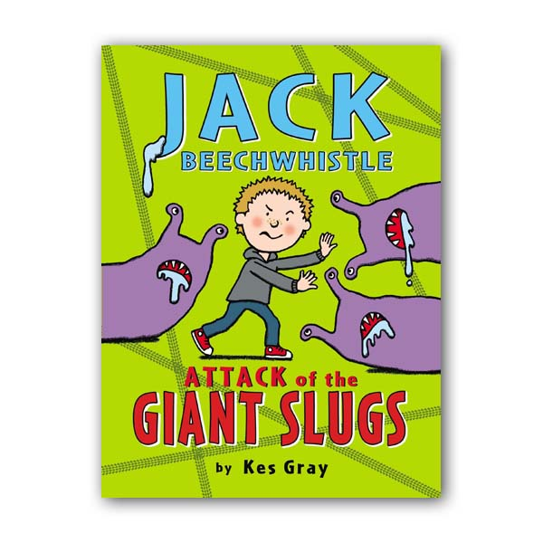 RL 5.2 : Jack Beechwhistle #1: Attack of the Giant Slugs (Paperback, 영국판)