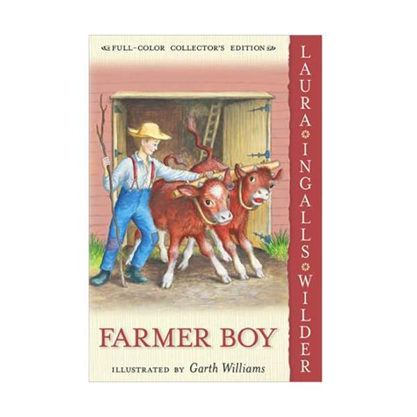 RL 5.2 : Little House Series #2 : Farmer Boy (Paperback,Full Color Collectors Edition)