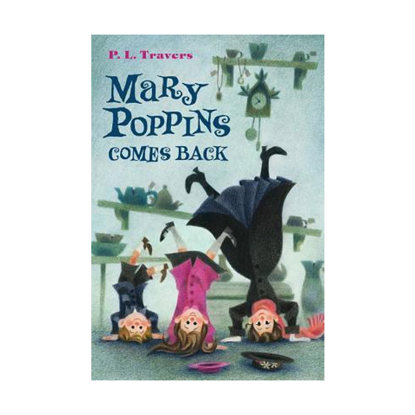 RL 5.2 : Mary Poppins Comes Back (Paperback)
