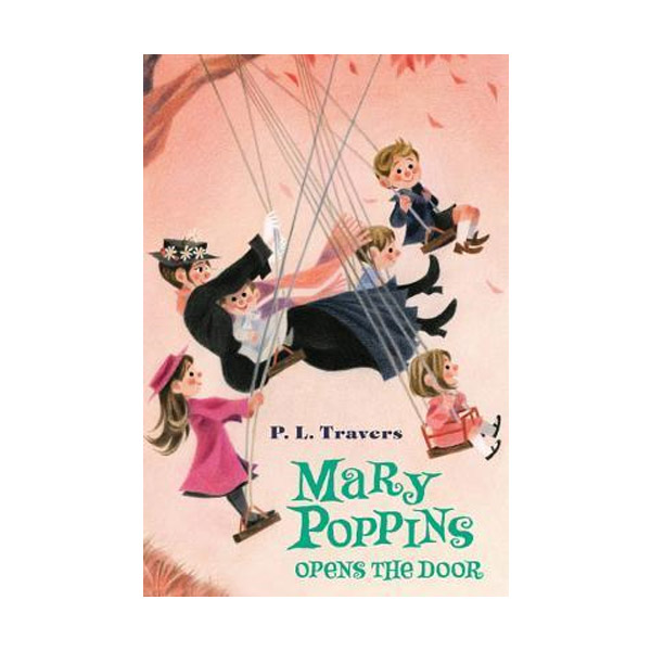 RL 5.2 : Mary Poppins Opens the Door (Paperback)