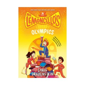 RL 5.2 : Mr. Lemoncello's Library Olympics (Paperback)