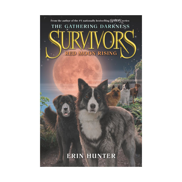 RL 5.2 : Survivors: The Gathering Darkness #4: Red Moon Rising (Paperback)