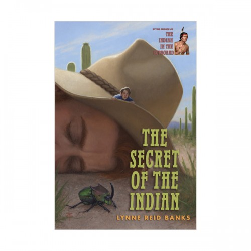 RL 5.2 : The Indian in the Cupboard #3 : The Secret of the Indian (Paperback)