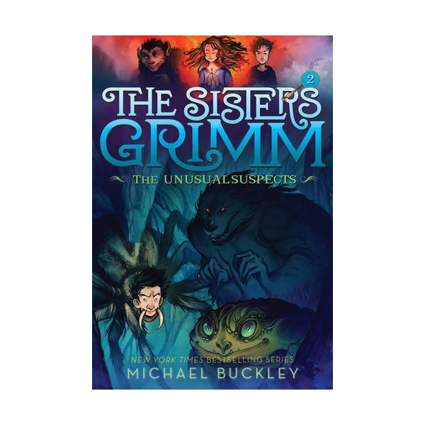 The Sisters Grimm #02 : Unusual Suspects (Paperback, 10th Anniversary Edition)