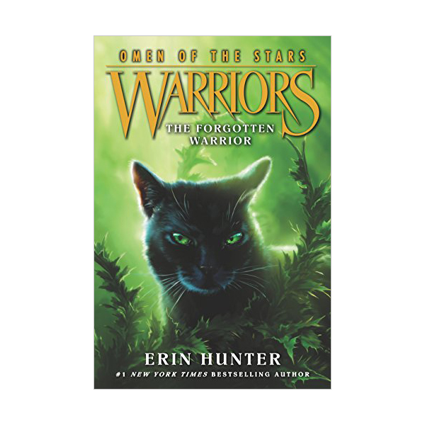 RL 5.2 : Warriors: Omen of the Stars #5 : The Forgotten Warrior (Paperback)