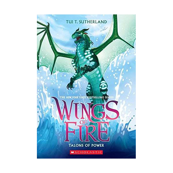 RL 5.2 : Wings of Fire Series #9 : Talons of Power (Paperback)