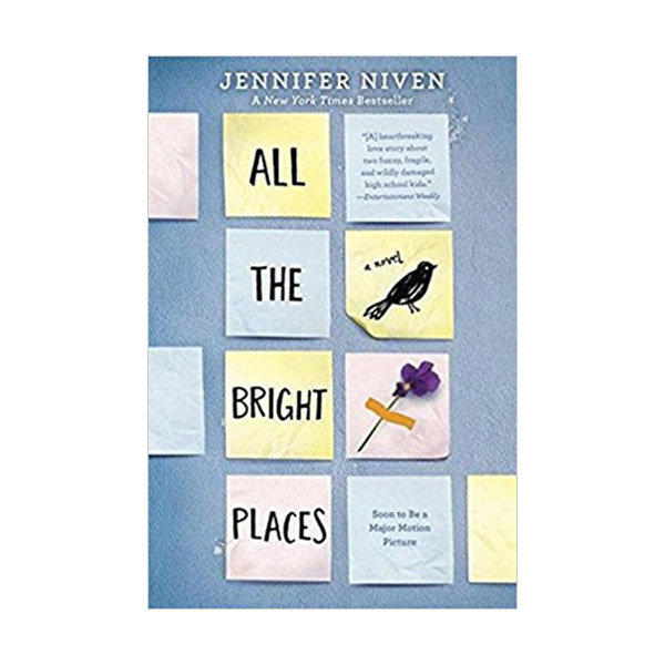 RL 5.3 : All the Bright Places (Paperback)