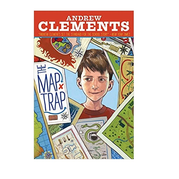 Andrew Clements : The Map Trap (Paperback)