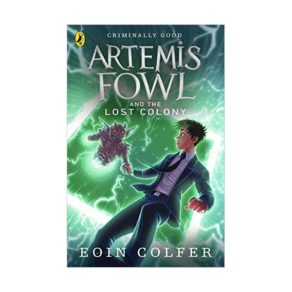 Artemis Fowl #05 : The Lost Colony (Paperback, 영국판)