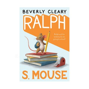RL 5.3 : Beverly Cleary : Ralph S. Mouse (Paperback)