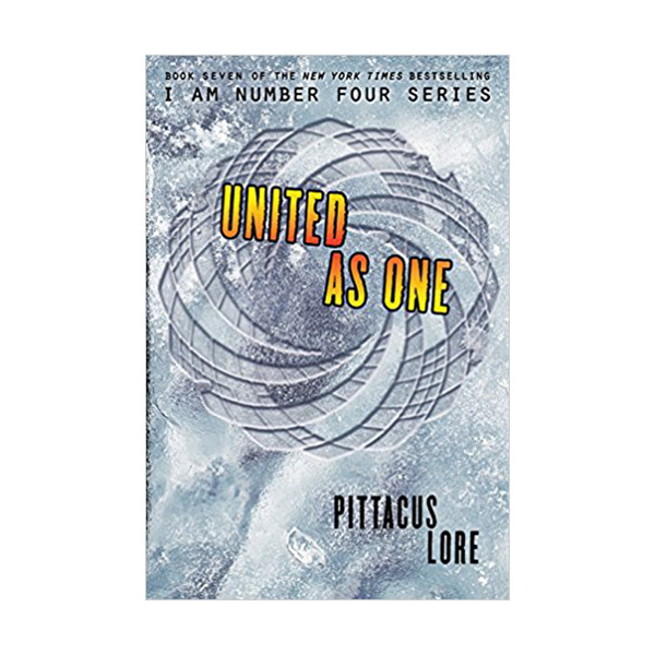 RL 5.3 : Lorien Legacies Series #7 : United as One (Paperback)