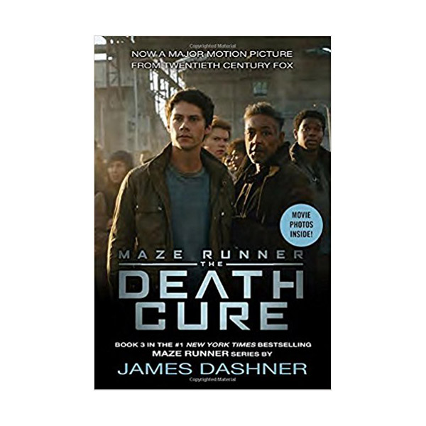 RL 5.3 : Maze Runner #3 : The Death Cure (Paperback, Movie Tie-in)