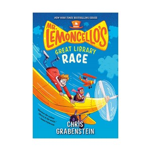 RL 5.3 : Mr. Lemoncello's Great Library Race (Paperback)