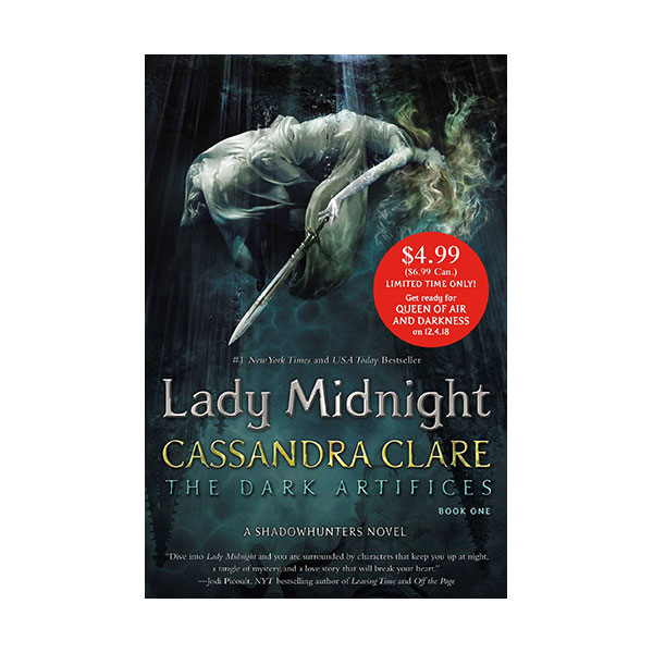 RL 5.3 : The Dark Artifices : Lady Midnight (Paperback)