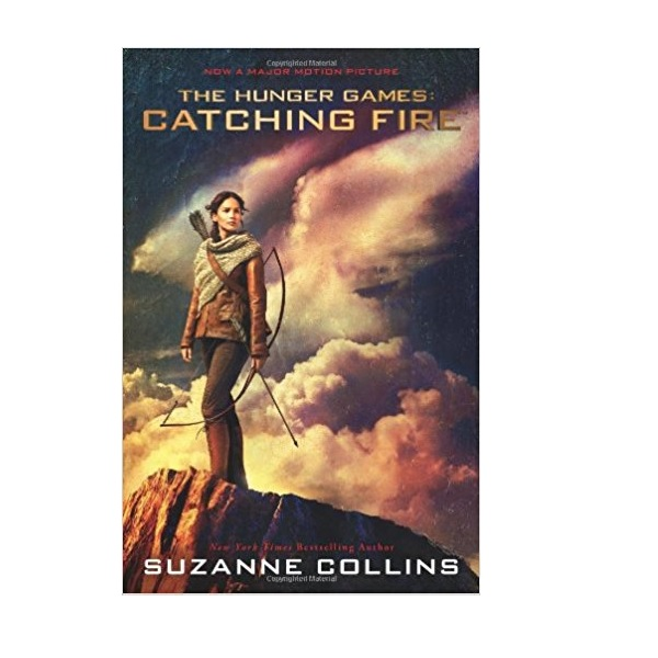 The Hunger Games #02 : Catching Fire (Paperback, Movie Tie-In)