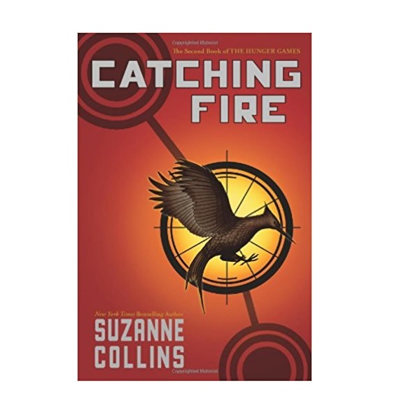 The Hunger Games #02 : Catching Fire (Paperback)