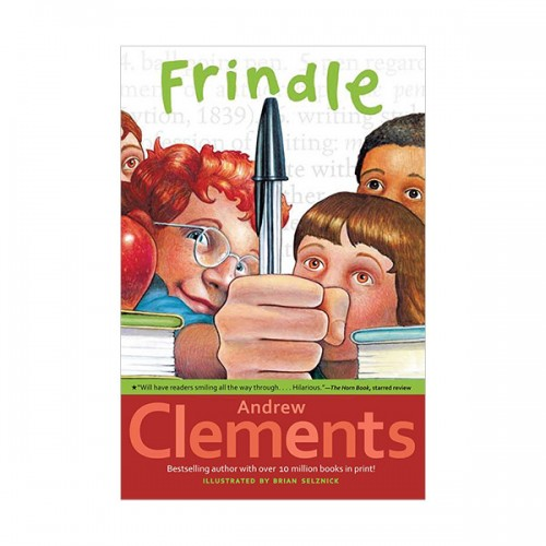 Andrew Clements : Frindle (Paperback)
