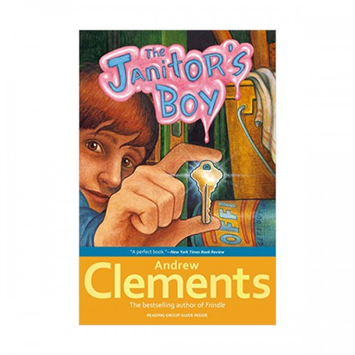 Andrew Clements : The Janitor's Boy (Paperback)