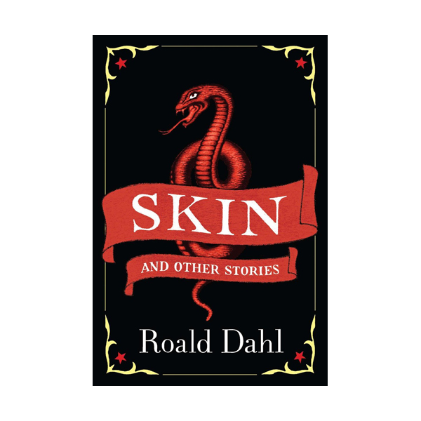 RL 5.4 : Roald Dahl : Skin and Other Stories (Paperback)