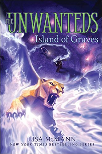 RL 5.4 : The Unwanteds #6 : Island of Graves (Paperback)
