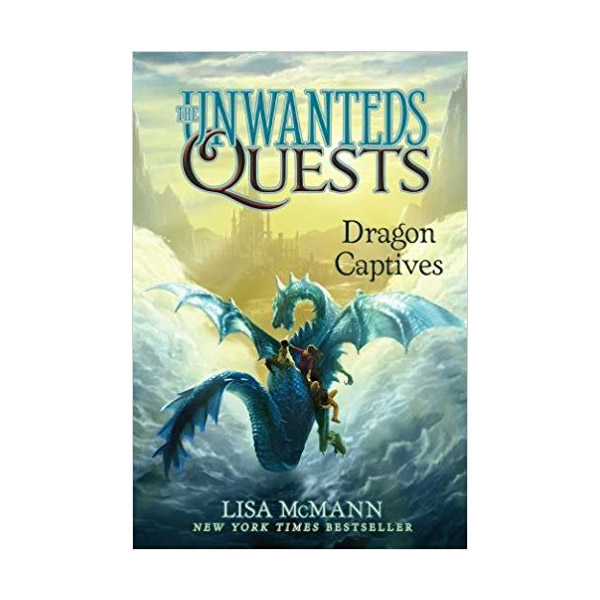RL 5.4 : The Unwanteds Quests #1 : Dragon Captives (Paperback)