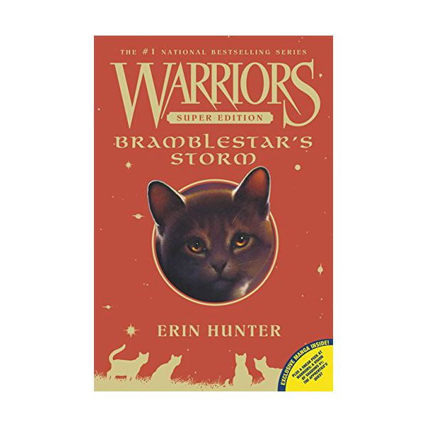 RL 5.4 : Warriors Super Edition: Bramblestar's Storm (Paperback)